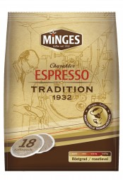 126g (18er) MINGES Espresso Tradition 1932