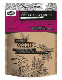 250g MINGES ORIGINS GUATEMALA SHB LA NUEVA UNION (PROJECT COFFEE)