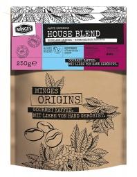 250g MINGES ORIGINS CAFFÈ ESPRESSO HOUSE BLEND