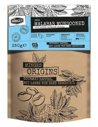 250g MINGES ORIGINS INDIA MALABAR MONSOONED
