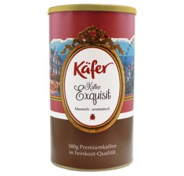 Exquisit Käfer 500g Editionsdose