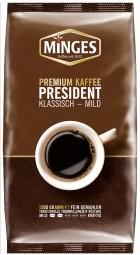 1000g MINGES PREMIUM KAFFEE PRESIDENT