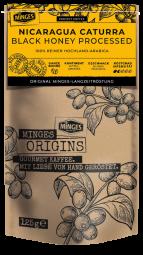 125g MINGES ORIGINS NICARAGUA BLACK HONEY