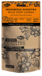 125g MINGES ORIGINS INDONESIA WILD KOPI LUWAK