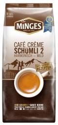 1000g MINGES Café Crème Schümli 2 Schweizer Rezeptur