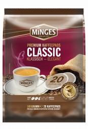RESTPOSTEN - 140g (20er) MINGES Röstkaffee Classic