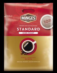 756g (108er) MINGES DARK ROAST STANDARD Megabeutel