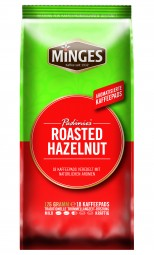 126g (18er) MINGES PADINIES Roasted Hazelnut