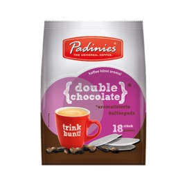 126g (18er) PADINIES Double Chocolate