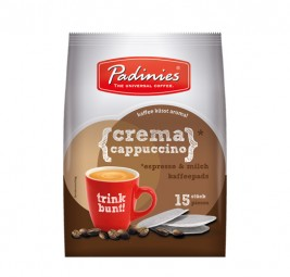 RESTPOSTEN - 105g (15er) PADINIES Crema Cappuccino